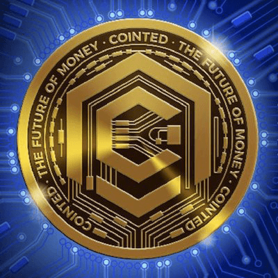 logo of COINTED ICO