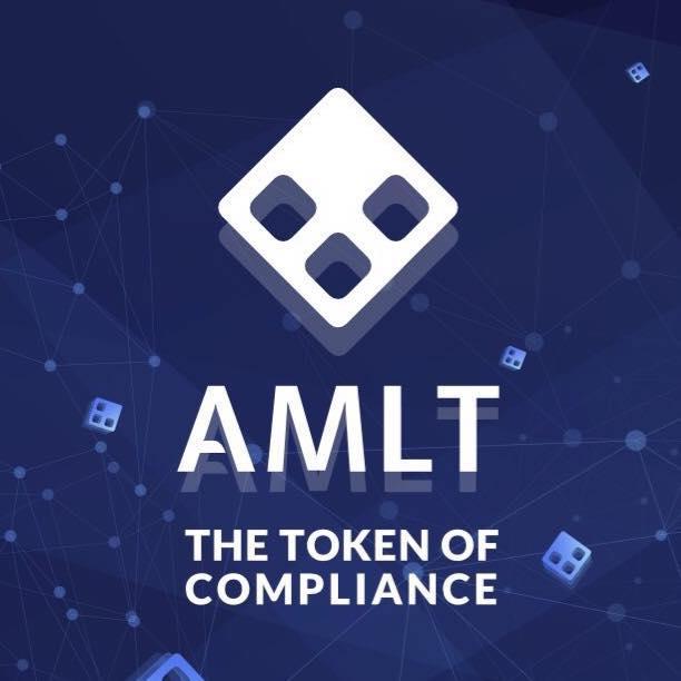 logo of AMLT ICO