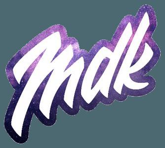 logo of MDK ICO